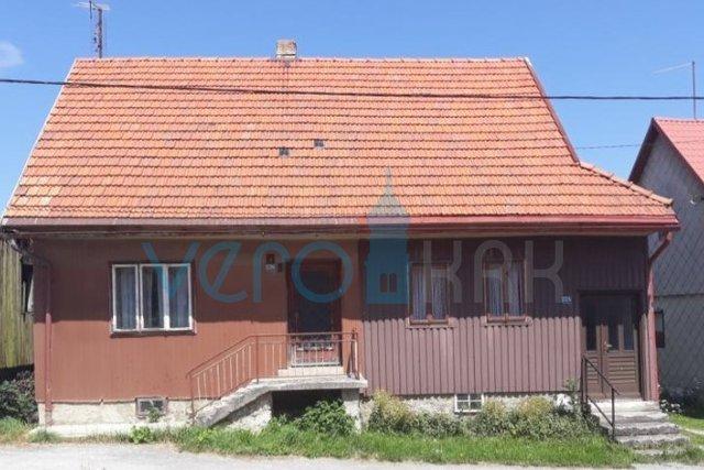 Hiša, 75 m2, Prodaja, Ravna Gora