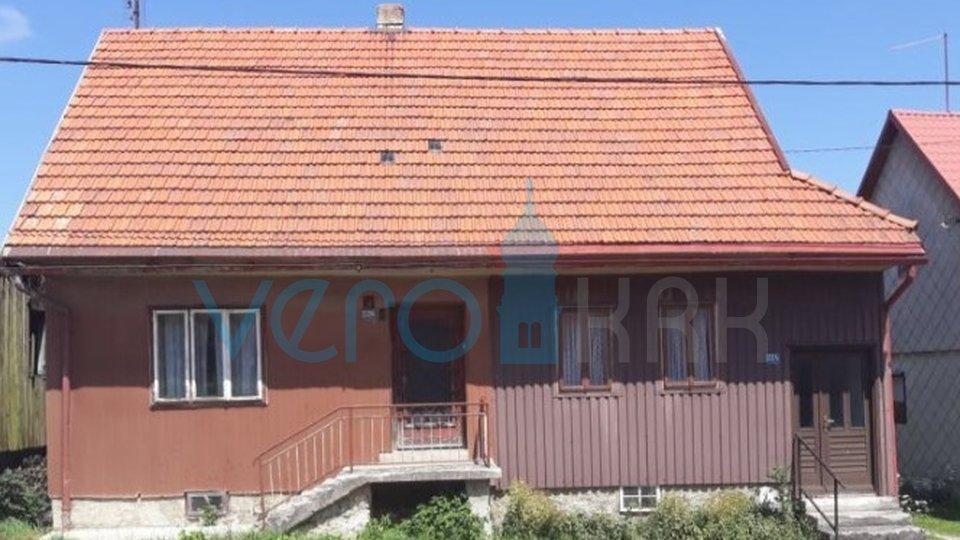 House, 75 m2, For Sale, Ravna Gora