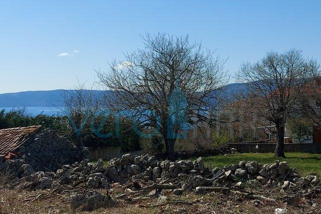 Land, 861 m2, For Sale, Krk
