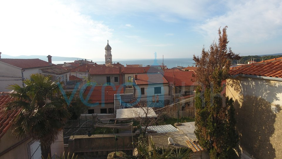 The town of Krk, a charming renovated old house in the old town