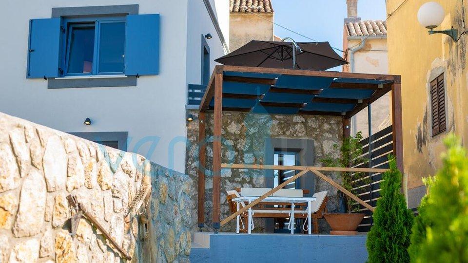 Omišalj, luksuzna kuća za odmor, sa SPA zonom