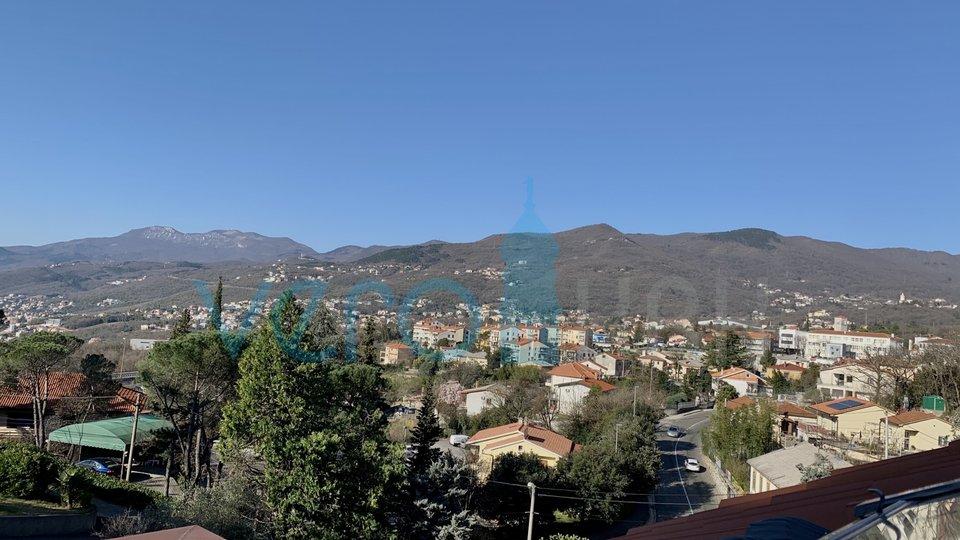 Matulji, zaleđe Opatije, moderan stan 118m2 sa prekrasnim pogledom