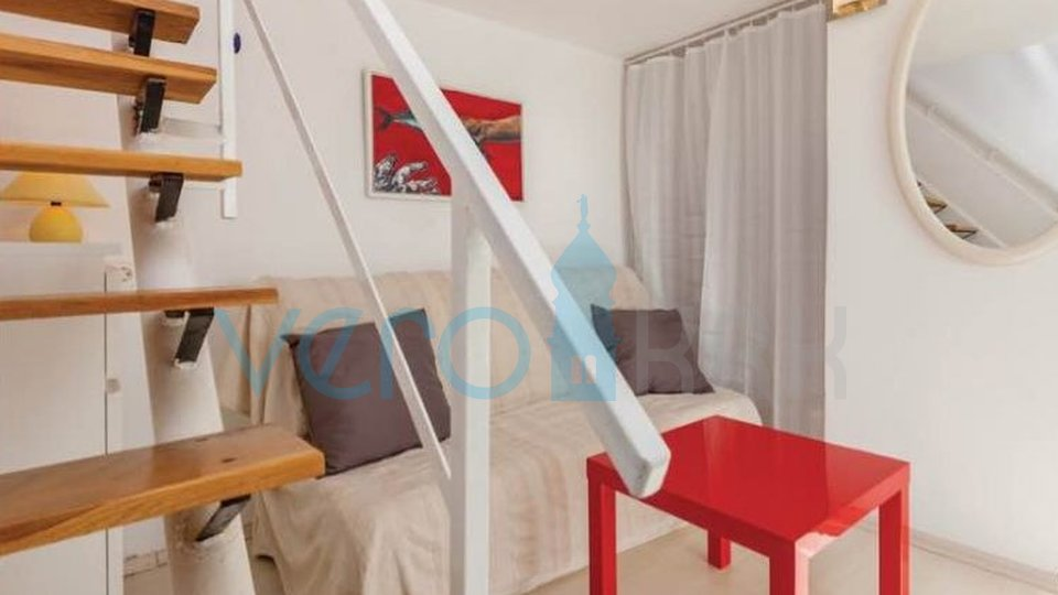Jadranovo, Crikvenica, semi-detached house 1st row to the sea with a beautiful view