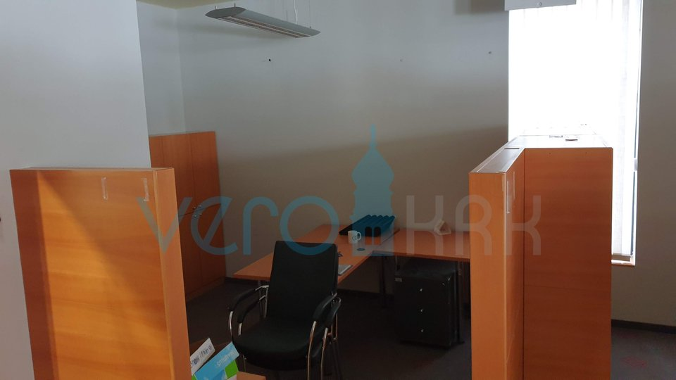 City of Krk, center office space 112.50 m2 - rental price on request