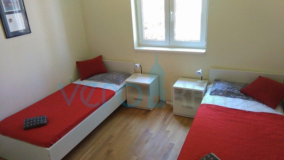 Bucht Soline, Insel Krk, Wohnung mit zwei Schlafzimmern im ersten Stock, 80 m vom Meer entfernt