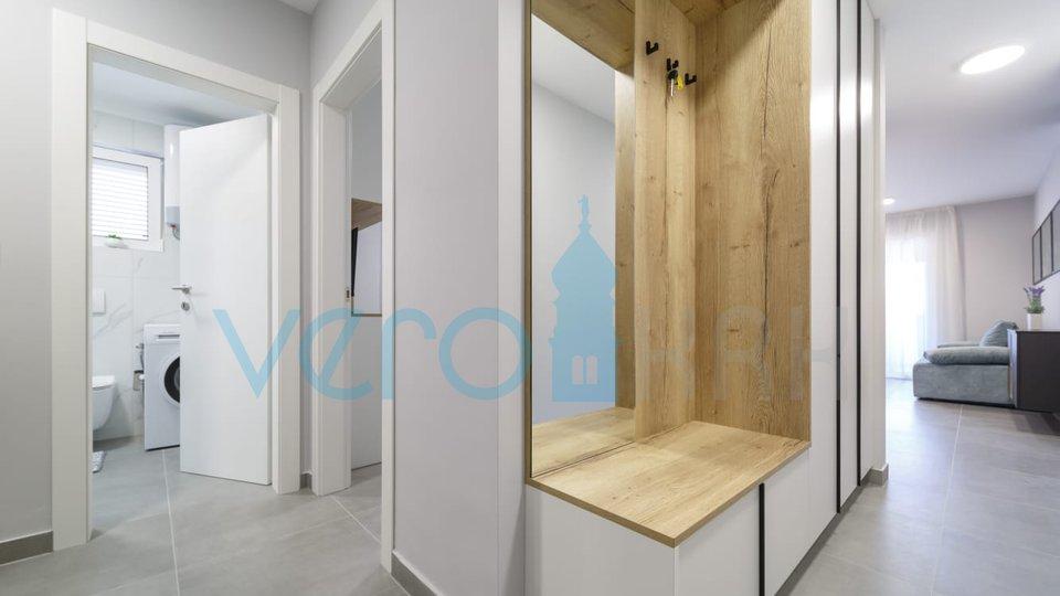 Malinska, dizajnerski dvosoban stan na top lokaciji