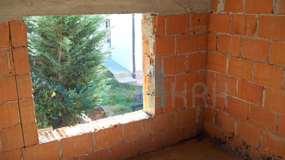 Omišalj, casa bifamiliare con splendida vista sul mare
