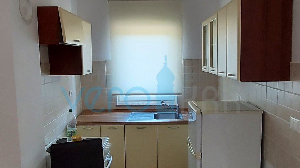 Uvala Soline, otok Krk, dvosoban stan na 2 katu sa pogledom na more