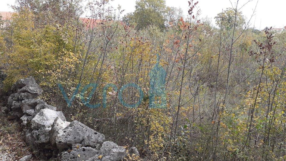 Land, 743 m2, For Sale, Dobrinj - Šilo