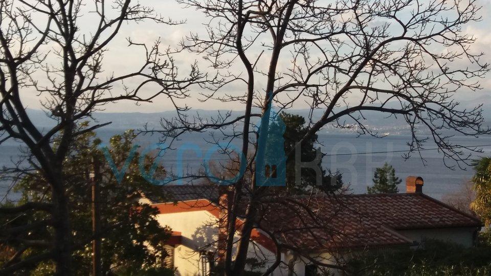 Otok Krk, Njivice, moderen apartma s čudovitim pogledom na morje