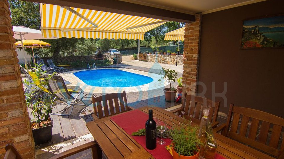House, 160 m2, For Sale, Krk