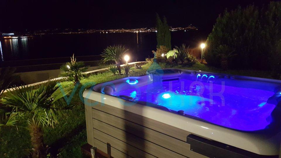 Island of Krk, Omisalj, beautiful house with panoramic sea view