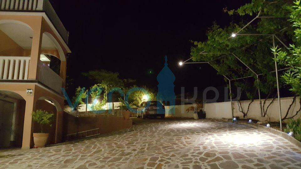Isola di Krk, Omisalj, bella casa con vista panoramica sul mare
