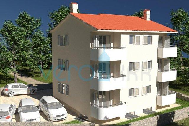 Wohnung, 41 m2, Verkauf, Dobrinj - Čižići