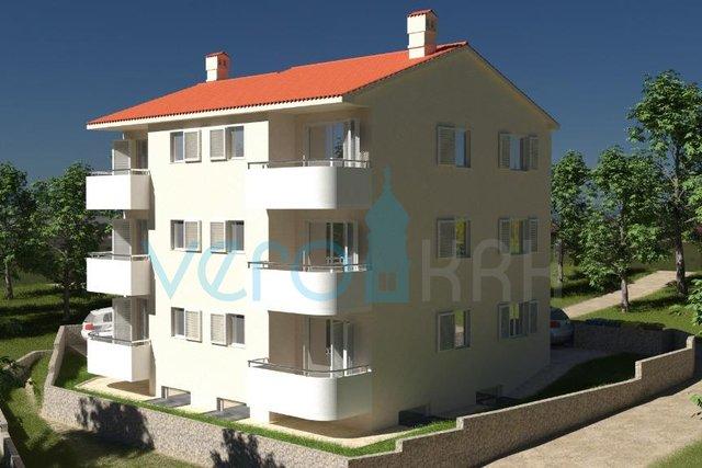 Apartment, 53 m2, For Sale, Dobrinj - Čižići