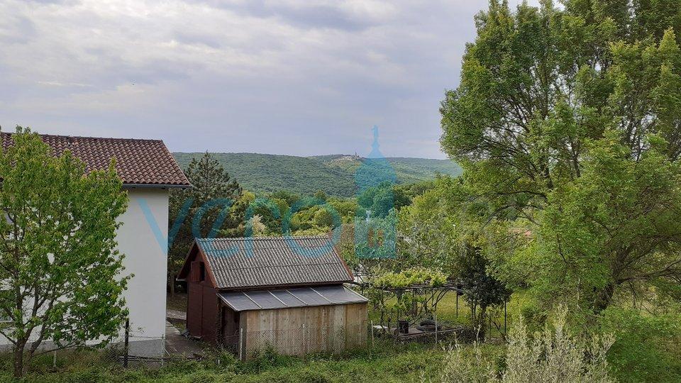 Island Krk, Čižići, Detached House with Large Garden