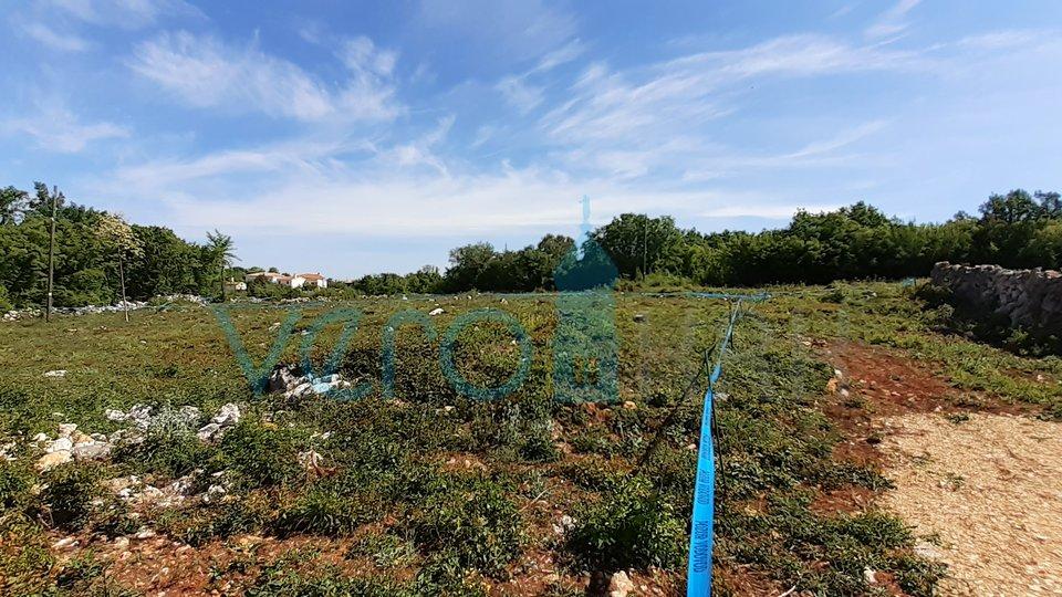 Land, 550 m2, For Sale, Krk - Linardići