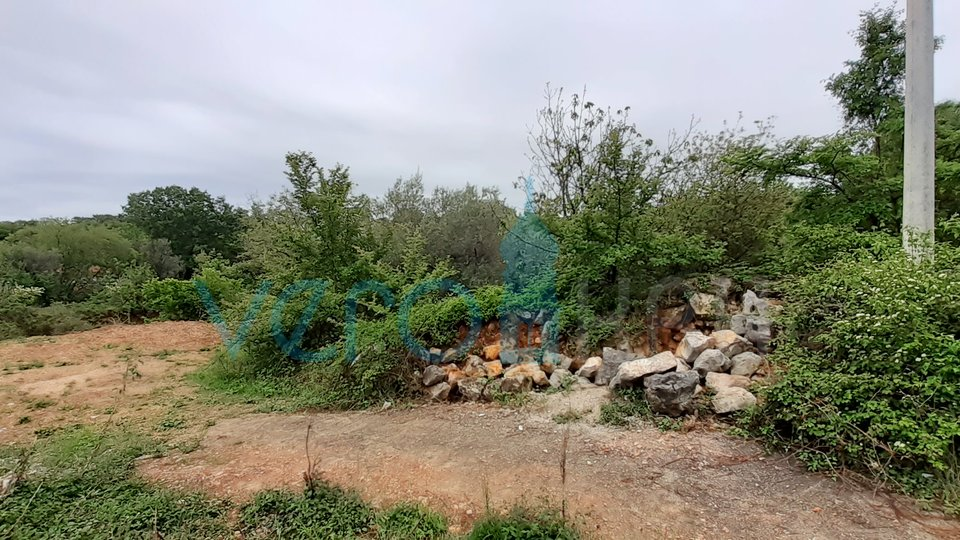 Land, 541 m2, For Sale, Dobrinj - Soline