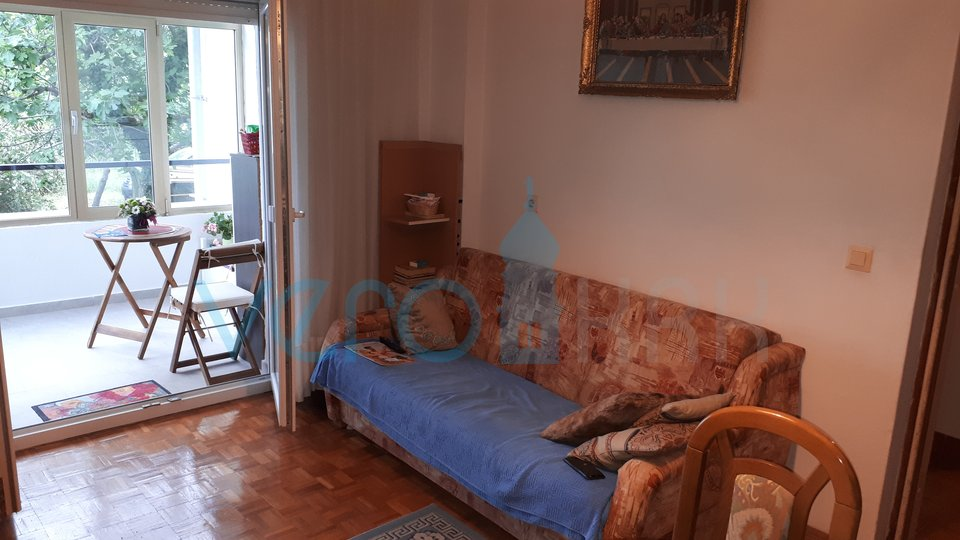 Krk town, comfortable apartment 45m2, near the center