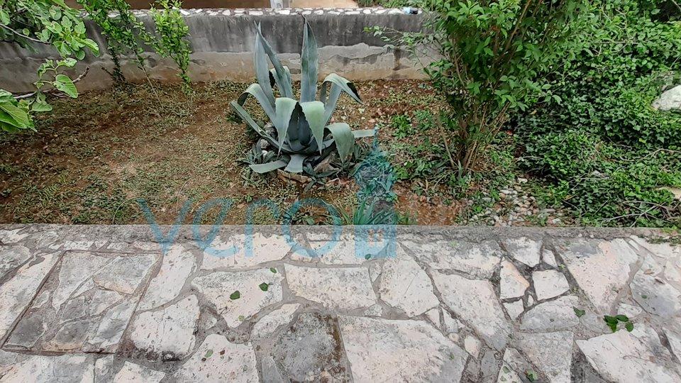 Soline bay, island of Krk, detached house with landscaped garden