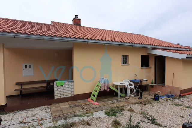 Soline bay, island of Krk, detached house with landscaped garden