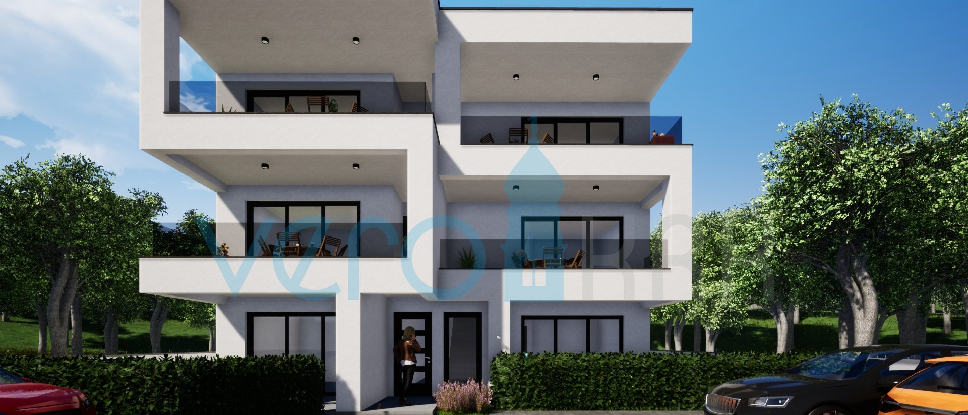 Appartamento, 110 m2, Vendita, Njivice