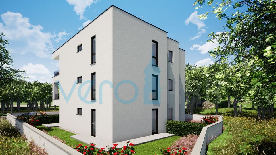 Apartment, 110 m2, For Sale, Njivice