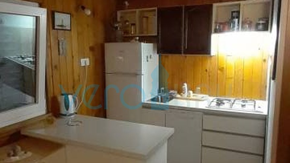 Island of Krk, Pinezici, a beautiful prefabricated house with a plot