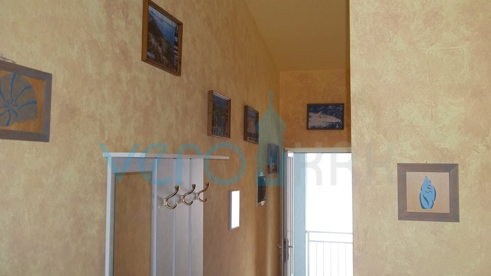 Island of Krk, Njivice, apartment 250m from the sea with panoramic view