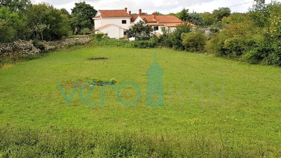 Land, 1722 m2, For Sale, Dobrinj