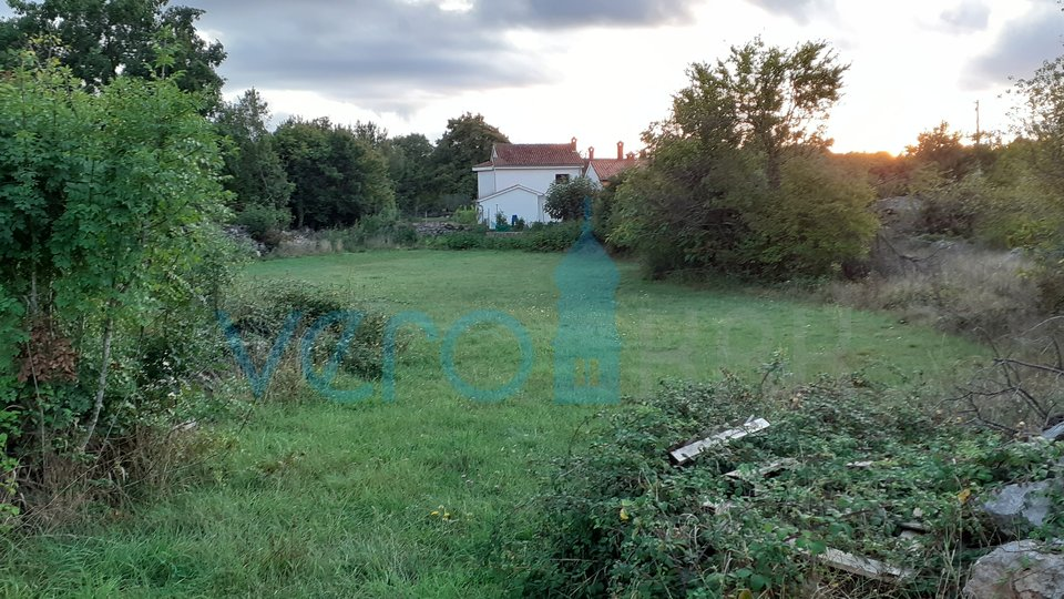 Land, 1722 m2, For Sale, Dobrinj
