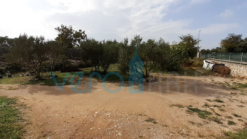 The island of Krk, Krk, detached house with a large garden near the sea