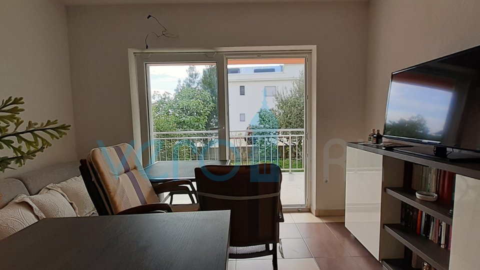 The town of Krk, ground floor apartment in a great location near the sea