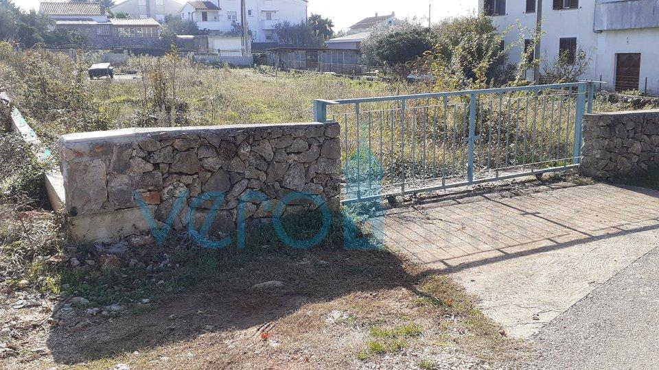 Land, 1077 m2, For Sale, Krk
