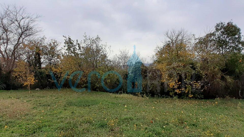 Land, 1069 m2, For Sale, Dobrinj - Šilo