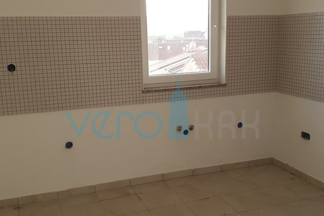 Apartment, 58 m2, For Sale, Dobrinj - Soline