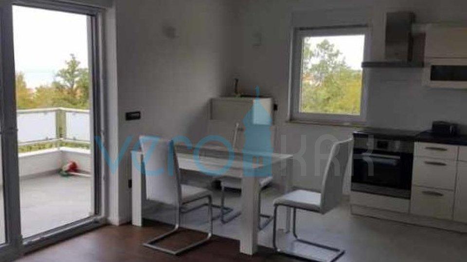 Apartment, 62 m2, For Sale, Malinska