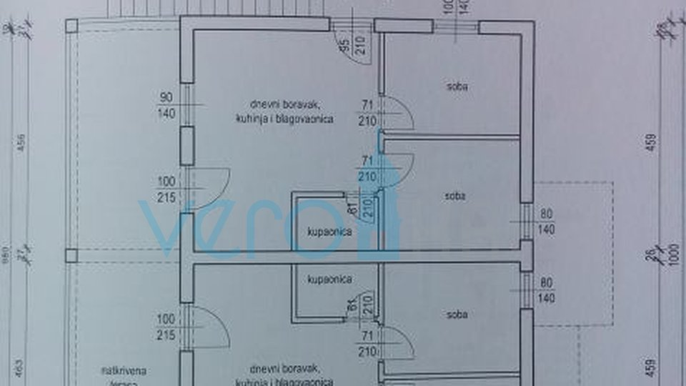 House, 260 m2, For Sale, Malinska