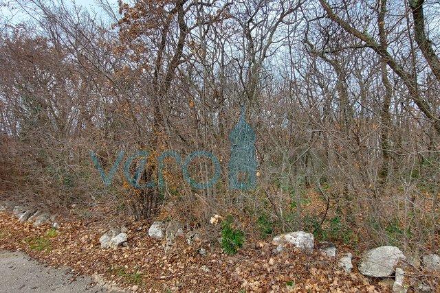 Land, 875 m2, For Sale, Dobrinj