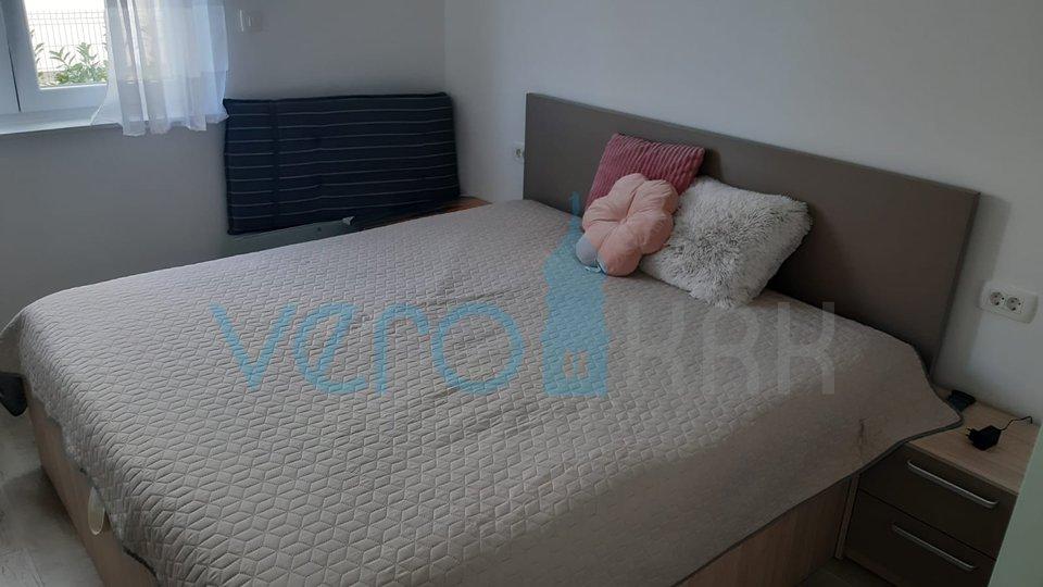 Malinska, isola di Krk, appartamento con due camere da letto 59,16 m2, 1 ° piano, nuovo edificio