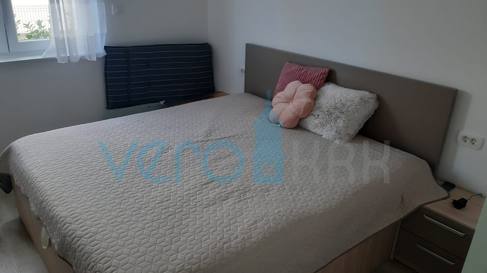 Malinska, otok Krk, dvosoban apartman 59,16m2, 1. kat, novogradnja