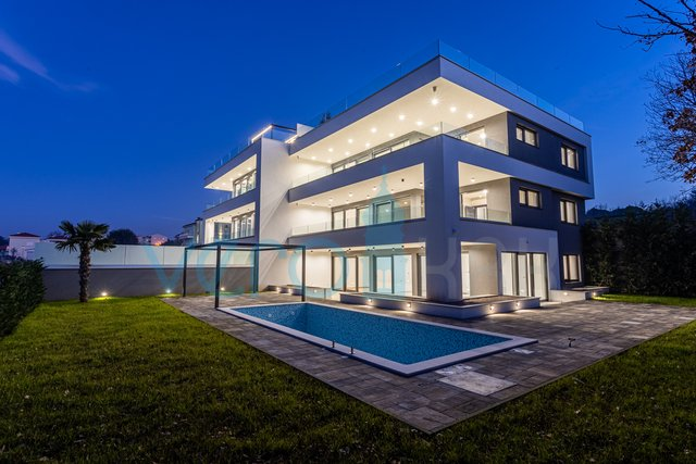 Apartment, 113 m2, For Sale, Malinska